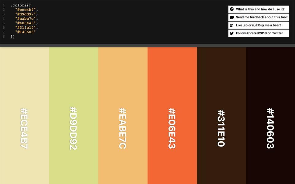 .colors - Sites Sorocaba