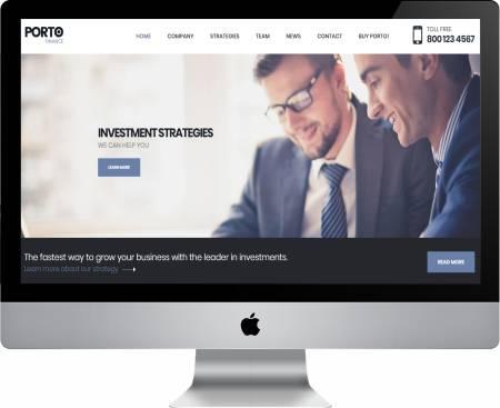 Modelos de Sites Para Empresas em Geral