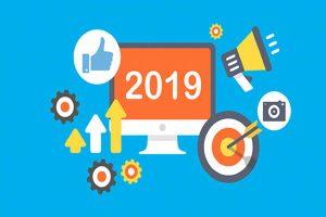 2019 é o ano da mudança, faça seu Site!