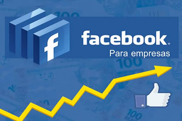 Tenha um Facebook patrocinado para a sua empresa