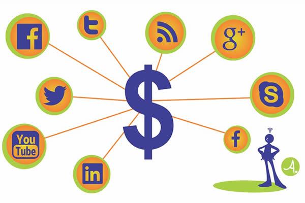 Comece a ter lucros com suas redes sociais